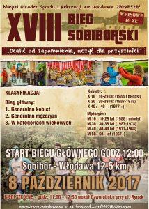 XVIII Bieg Sobiborski - Kopia