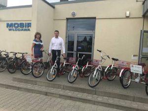 rowery trójkołowe